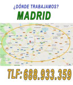 estamos en Madrid