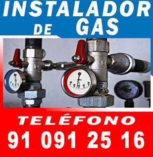reparaicon de calderas de gas en Alonso Martinez
