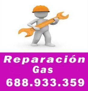 reparacion de calderas de gas en Arapiles